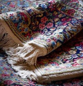 سفارش آنلاین قالیشویی و شستشوی فرش