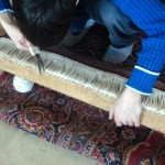 رفوگری انواع فرشهای ماشینی و دستباف