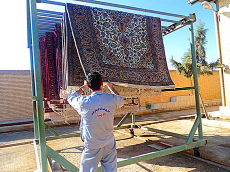 adib carpet wahing factory