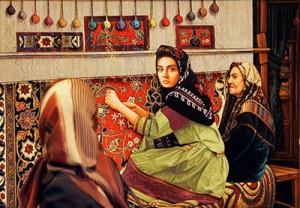تاریخچه فرش دستباف قالیشویی ادیب