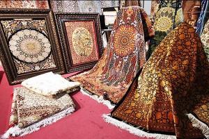 هشتمین نمایشگاه فرش دستباف