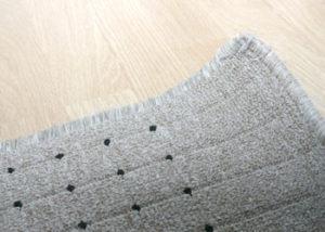 از بین بردن چروک و برجستگی فرش