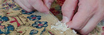 قالیشویی و رفوی فرش