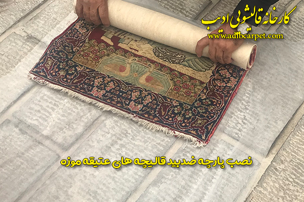 قالیشویی و ضد بید کردن فرش