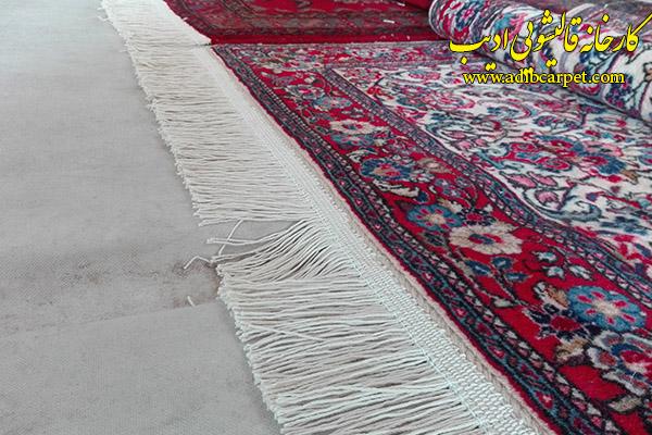 ریشه فرش دستباف