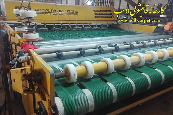 ارائه خدمات قالیشویی در ایام مبارزه با کرونا
