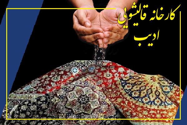 قالیشویی فرش نجس را پاک میکند