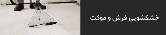شستشوی فرش در قالیشویی ادیب